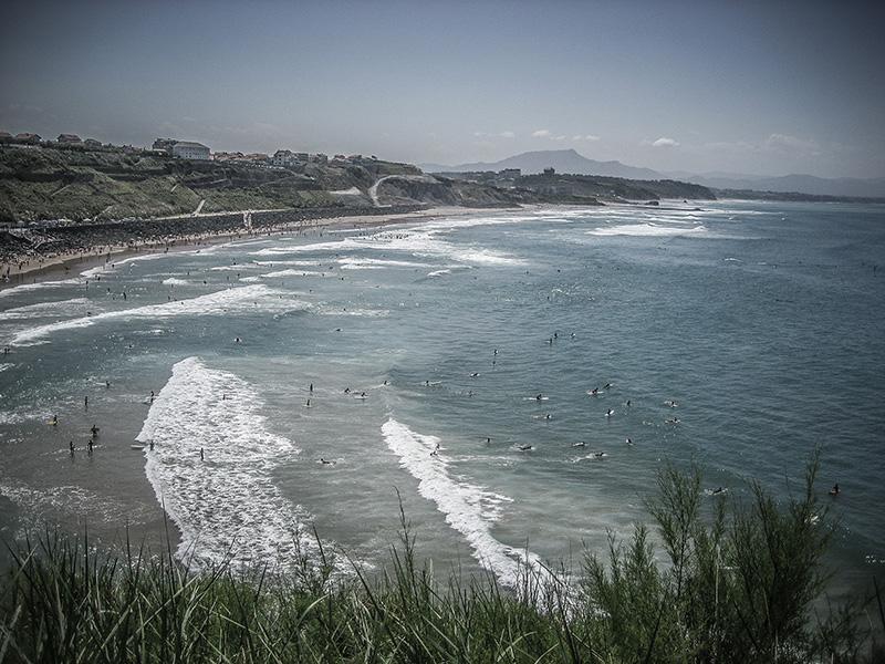 biarritz frankreich