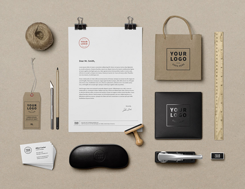 design, corporate design, style, photoshop, geschäftsausstattung, branding, graphicburger, mockup