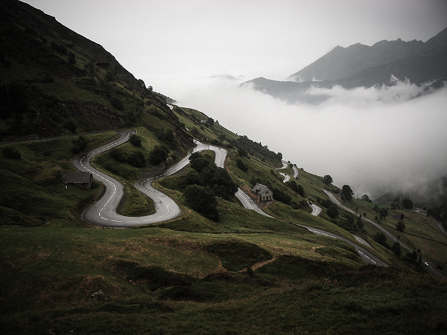 berge frankreich