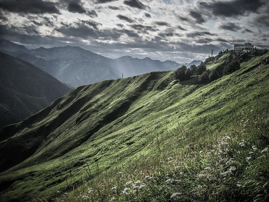frankreich berge