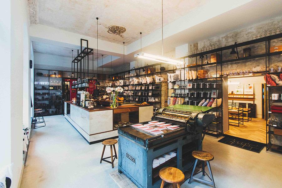 Type Hype, Concept Store, Ailine Liefeld, korrex, berlin,