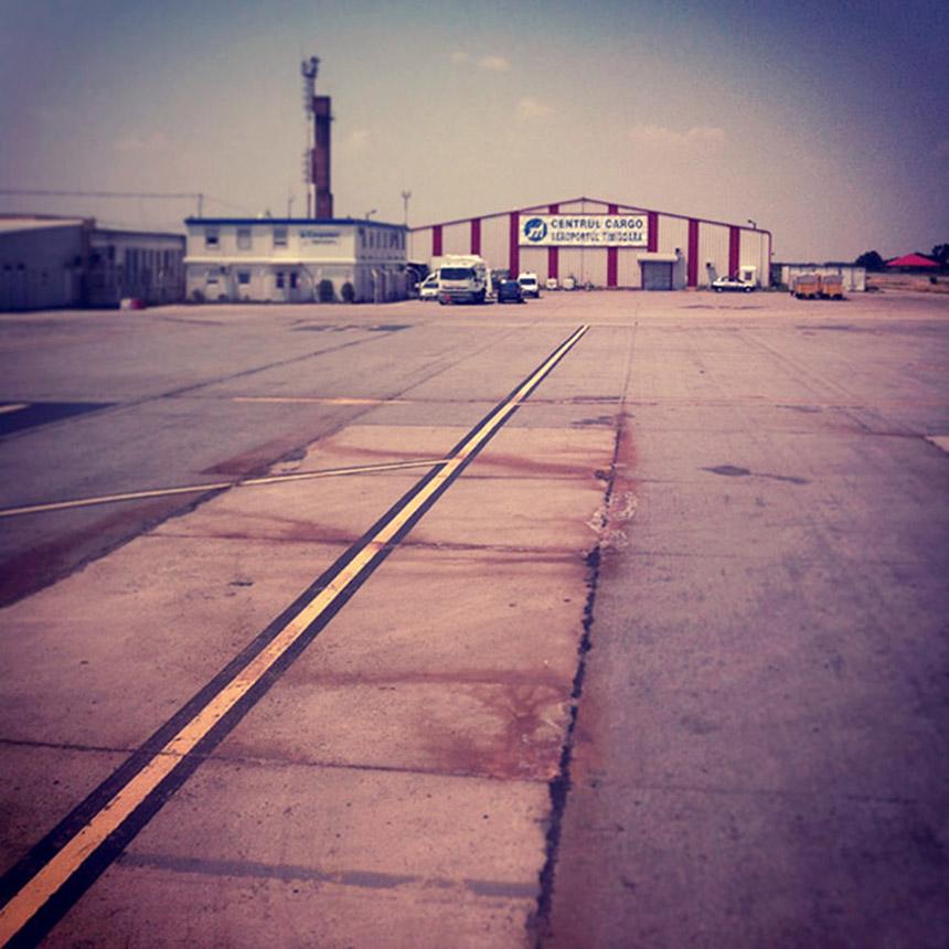 rumänien flughafen