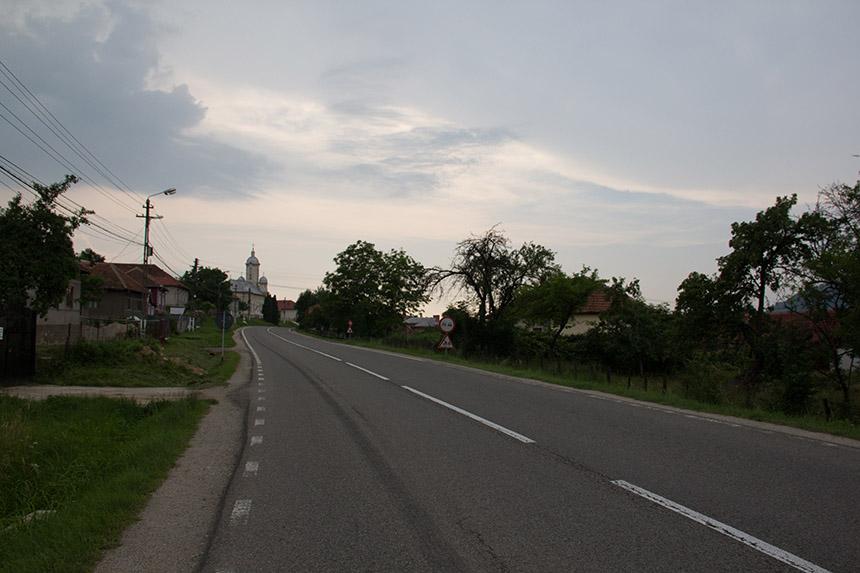 rumänien landschaft