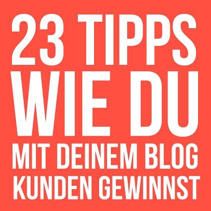 geld verdienen mit blog, bloggen, kundengewinnungen