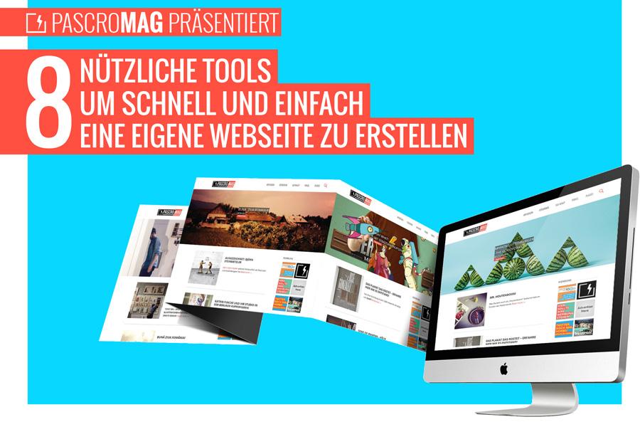 Homepage erstellen kostenlos