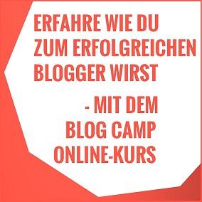 mit bloggen geld verdienen, blog camp, bloggen lernen